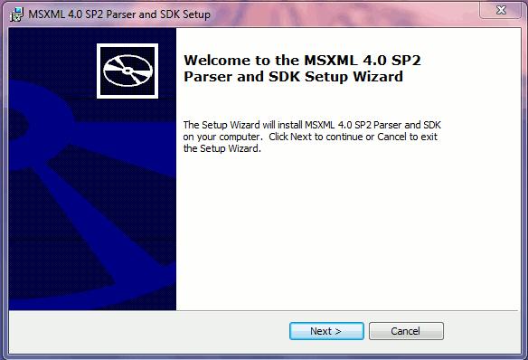 msxml 4 0