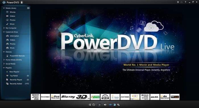 программа Powerdvd скачать бесплатно - фото 3