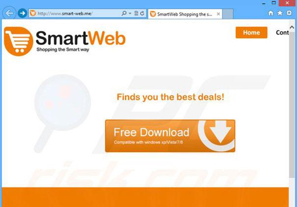 SmartWeb что это за программа