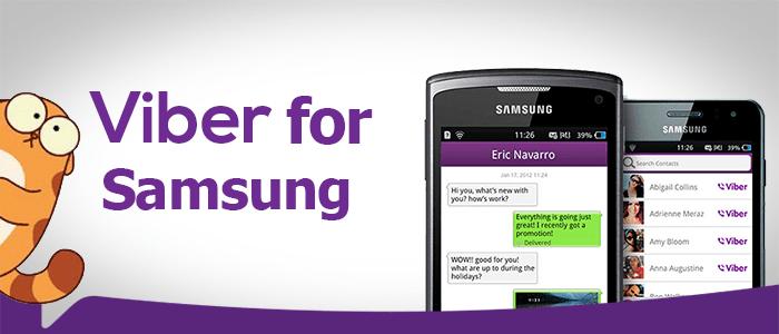 Как установить Вайбер на Samsung