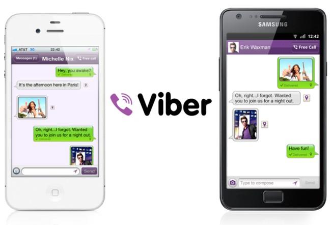 Как установить Вайбер на телефон
